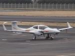 51ANさんが、調布飛行場で撮影した法人所有 DA42 TwinStarの航空フォト(写真)