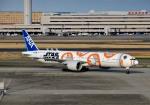 mojioさんが、羽田空港で撮影した全日空 777-381/ERの航空フォト(写真)