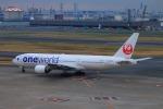 KAMIYA JASDFさんが、羽田空港で撮影した日本航空 777-246の航空フォト(写真)