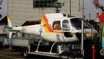 航空見聞録さんが、八尾空港で撮影した会津家具センター AS350B Ecureuilの航空フォト(写真)