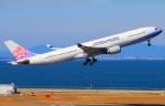 Tomo_ritoguriさんが、中部国際空港で撮影したチャイナエアライン A330-302の航空フォト(写真)