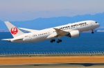 Tomo_ritoguriさんが、中部国際空港で撮影した日本航空 787-846の航空フォト(写真)