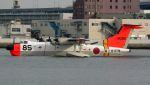 航空見聞録さんが、神戸市東灘区魚崎浜で撮影した海上自衛隊 US-1Aの航空フォト(写真)