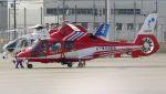航空見聞録さんが、伊丹空港で撮影した千葉市消防航空隊 AS365N3 Dauphin 2の航空フォト(写真)