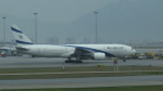 twinengineさんが、香港国際空港で撮影したエル・アル航空 777-258/ERの航空フォト(写真)