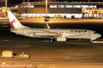 LSGさんが、成田国際空港で撮影したニューギニア航空 737-8BKの航空フォト(写真)