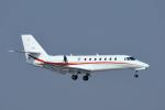 saoya_saodakeさんが、成田国際空港で撮影した朝日航洋 680 Citation Sovereignの航空フォト(写真)
