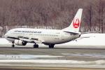 Ariesさんが、新千歳空港で撮影した日本トランスオーシャン航空 737-4Q3の航空フォト(写真)