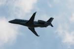 ぷぅぷぅまるさんが、関西国際空港で撮影したアジア・ジェット Gulfstream G200の航空フォト(写真)