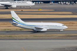 みなかもさんが、羽田空港で撮影したジェット・コネクションズ 737-2V6/Advの航空フォト(写真)