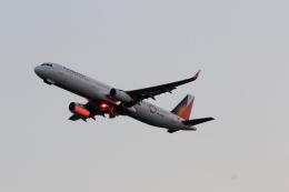 ぷぅぷぅまるさんが、関西国際空港で撮影したフィリピン航空 A321-231の航空フォト(写真)