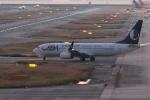 ぷぅぷぅまるさんが、関西国際空港で撮影した山東航空 737-85Nの航空フォト(写真)