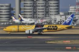 D-AWTRさんが、羽田空港で撮影した全日空 777-281/ERの航空フォト(写真)