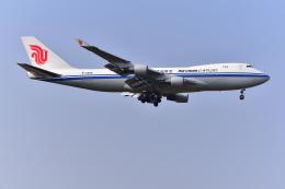 はるかのパパさんが、成田国際空港で撮影した中国国際貨運航空 747-412F/SCDの航空フォト(写真)