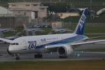 かみじょー。さんが、那覇空港で撮影した全日空 787-881の航空フォト(写真)