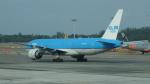 AE31Xさんが、シンガポール・チャンギ国際空港で撮影したKLMオランダ航空 777-206/ERの航空フォト(写真)