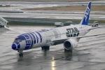 JAZさんが、羽田空港で撮影した全日空 787-9の航空フォト(写真)