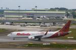 takaRJNSさんが、クアラルンプール国際空港で撮影したマリンド・エア 737-8GPの航空フォト(写真)