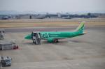 ライトブルーレフトさんが、名古屋飛行場で撮影したフジドリームエアラインズ ERJ-170-100 SU (ERJ-170SU)の航空フォト(写真)