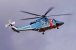 comdigimaniaさんが、函館空港で撮影した北海道警察 AW139の航空フォト(写真)