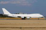tomoMTさんが、成田国際空港で撮影したアトラス航空 747-4KZF/SCDの航空フォト(写真)