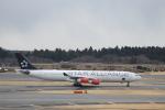 ジャンクさんが、成田国際空港で撮影したスカンジナビア航空 A340-313Xの航空フォト(写真)