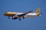 KAZKAZさんが、ドバイ国際空港で撮影したガルフ・エア A320-214の航空フォト(写真)