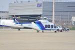 md11jbirdさんが、伊丹空港で撮影したオールニッポンヘリコプター AW139の航空フォト(写真)