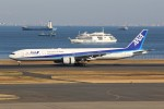 OS52さんが、羽田空港で撮影した全日空 777-381の航空フォト(写真)