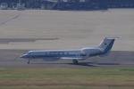 yabyanさんが、羽田空港で撮影した海上保安庁 G-V Gulfstream Vの航空フォト(写真)