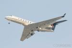 遠森一郎さんが、福岡空港で撮影したAlltech G-V-SP Gulfstream G550の航空フォト(写真)