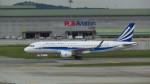 twinengineさんが、クアラルンプール国際空港で撮影したヒマラヤ・エアラインズ A320-214の航空フォト(写真)