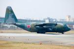 ryo1007さんが、福岡空港で撮影した航空自衛隊 C-130H Herculesの航空フォト(写真)