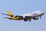 せぷてんばーさんが、成田国際空港で撮影したポーラーエアカーゴ 747-46NF/SCDの航空フォト(写真)