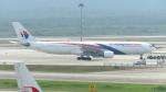 誘喜さんが、クアラルンプール国際空港で撮影したマレーシア航空 A330-323Xの航空フォト(写真)