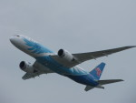 イブラさんが、関西国際空港で撮影した中国南方航空 787-8 Dreamlinerの航空フォト(写真)
