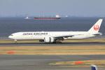 DBACKさんが、羽田空港で撮影した日本航空 777-346/ERの航空フォト(写真)