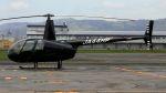 航空見聞録さんが、八尾空港で撮影した法人所有 R44 Ravenの航空フォト(写真)