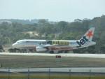 イブラさんが、メルボルン空港で撮影したジェットスター A320-232の航空フォト(写真)
