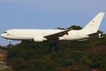 あしゅーさんが、福岡空港で撮影した航空自衛隊 KC-767J (767-2FK/ER)の航空フォト(写真)