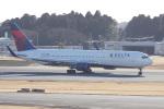 神宮寺ももさんが、成田国際空港で撮影したデルタ航空 767-332/ERの航空フォト(写真)