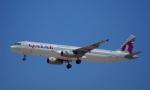 KAZKAZさんが、ドバイ国際空港で撮影したカタール航空 A321-231の航空フォト(写真)