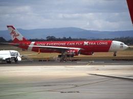 ken1☆MYJさんが、メルボルン空港で撮影したエアアジア・エックス A330-343Xの航空フォト(写真)