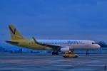 Airway-japanさんが、函館空港で撮影したバニラエア A320-214の航空フォト(写真)