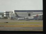 パピヨンさんが、ダニエル・K・イノウエ国際空港で撮影した三菱航空機 MRJ90STDの航空フォト(写真)