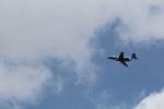 7915さんが、防府北基地で撮影した航空自衛隊 U-125A(Hawker 800)の航空フォト(写真)