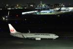 gucciyさんが、羽田空港で撮影した日本航空 737-846の航空フォト(写真)
