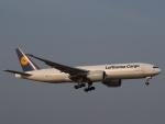 渚のカセットさんが、成田国際空港で撮影したルフトハンザ・カーゴ 777-FBTの航空フォト(写真)