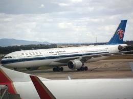 ken1☆MYJさんが、メルボルン空港で撮影した中国南方航空 A330-323Xの航空フォト(写真)