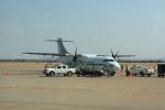 Masahiro0さんが、セレツェカーマ国際空港で撮影したエア・ボツワナ ATR-42-500の航空フォト(写真)